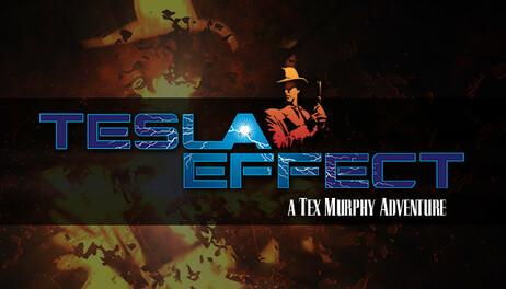 Купить Tesla Effect: A Tex Murphy Adventure