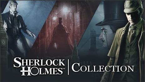 Купить The Sherlock Holmes Collection