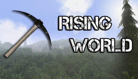 Купить Rising World