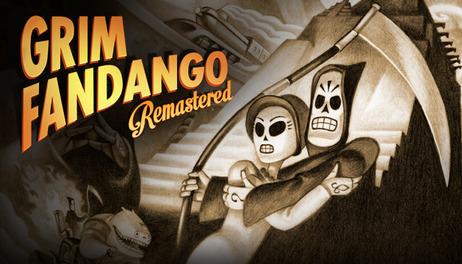 Купить Grim Fandango Remastered