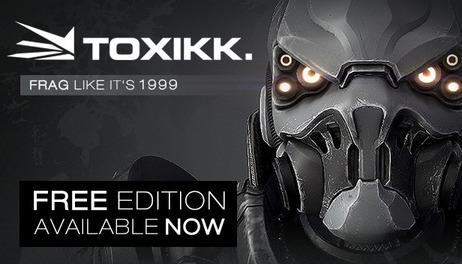 Купить TOXIKK - Full Game