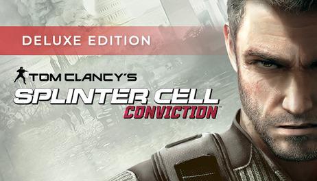 Купить Tom Clancy's Splinter Cell Conviction Deluxe Edition