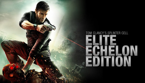 Купить Tom Clancy's Splinter Cell Elite Echelon Edition