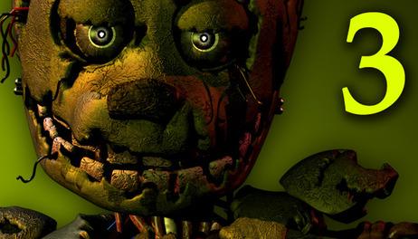 Купить Five Nights at Freddy's 3