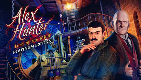 Купить Alex Hunter - Lord of the Mind Platinum Edition