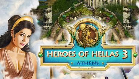 Купить Heroes of Hellas 3: Athens