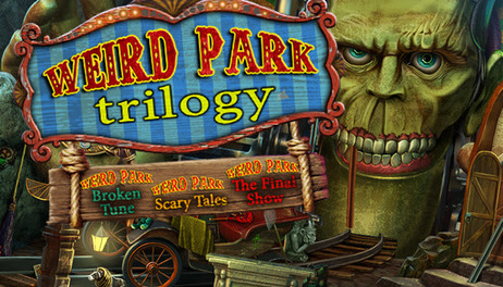 Купить Weird Park Trilogy