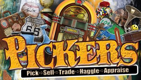 Купить Pickers
