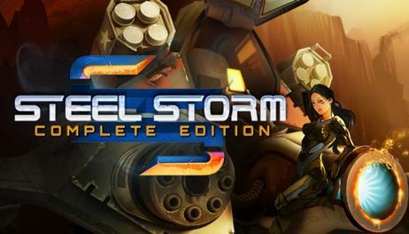 Купить Steel Storm: Complete Edition