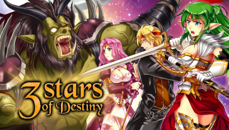 Купить 3 Stars of Destiny