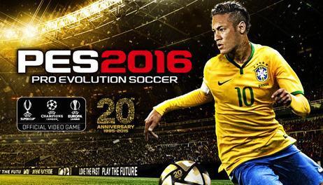 Купить Pro Evolution Soccer 2016