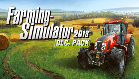 Купить Farming Simulator 2013 DLCs Pack