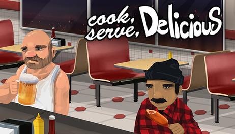 Купить Cook, Serve, Delicious!
