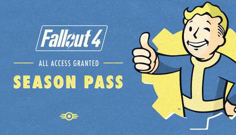 Купить Fallout 4 Season Pass