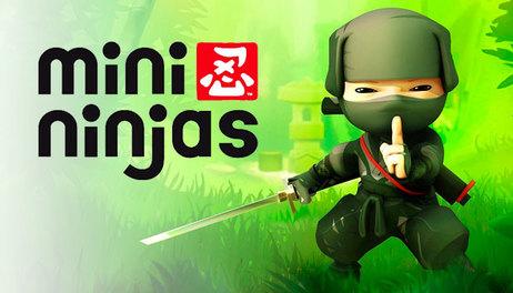 Купить Mini Ninjas