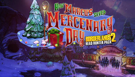 Купить Borderlands 2: Headhunter 3: Mercenary Day