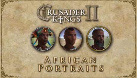 Купить Crusader Kings II: African Portraits