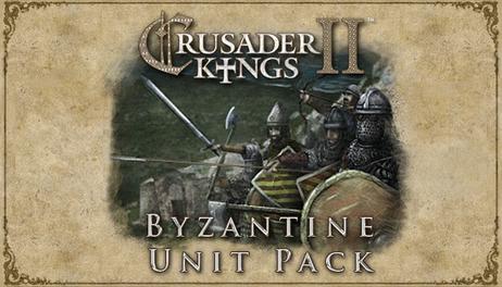 Купить Crusader Kings II: Byzantine Unit Pack