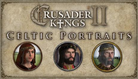 Купить Crusader Kings II: Celtic Portraits