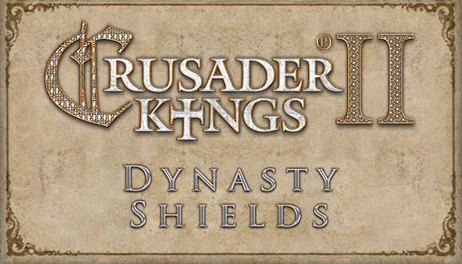 Купить Crusader Kings II: Dynasty Shields