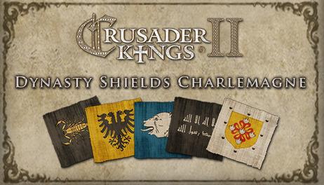 Купить Crusader Kings II: Dynasty Shields Charlemagne