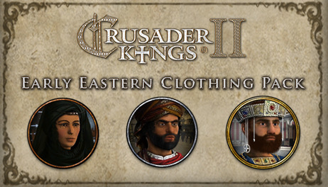Купить Crusader Kings II: Early Eastern Clothing Pack