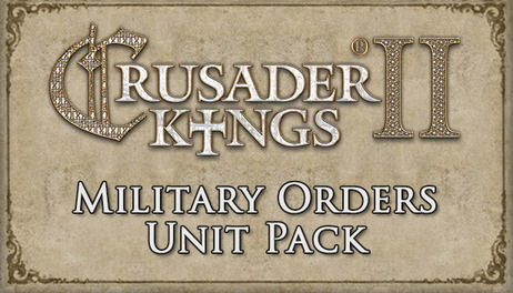 Купить Crusader Kings II: Military Orders Unit Pack