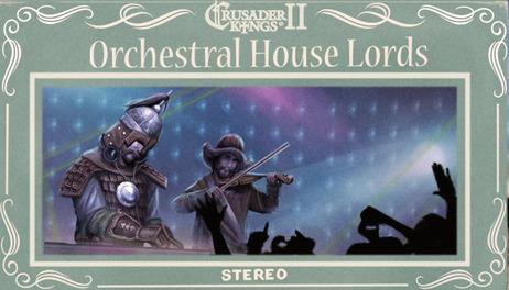 Купить Crusader Kings II: Orchestral House Lords