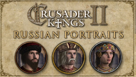 Купить Crusader Kings II: Russian Portraits
