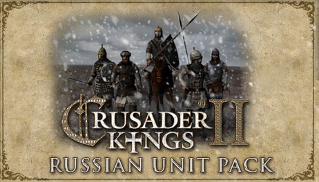 Купить Crusader Kings II: Russian Unit Pack