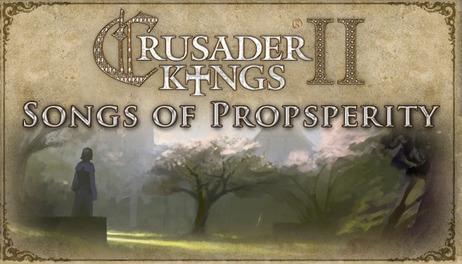 Купить Crusader Kings II: Songs of Prosperity