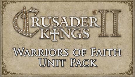 Купить Crusader Kings II: Warriors of Faith Unit Pack