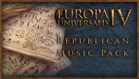 Купить Europa Universalis IV: Republican Music Pack