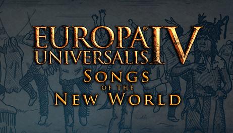 Купить Europa Universalis IV: Songs of the New World