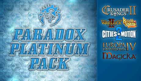 Купить Paradox Platinum Pack