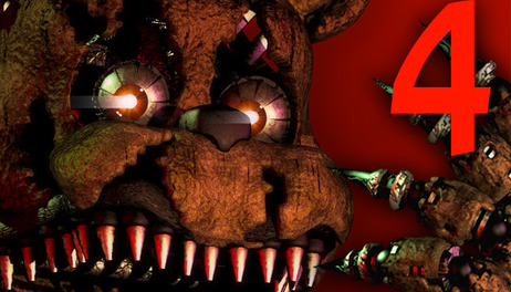 Купить Five Nights at Freddy's 4