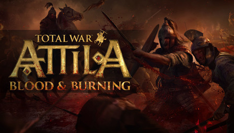 Купить Total War: ATTILA - Blood & Burning