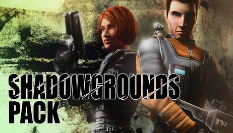 Купить Shadowgrounds Pack