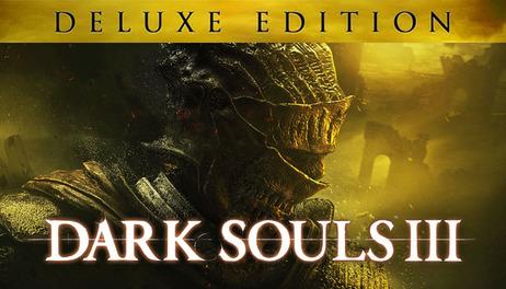 Купить DARK SOULS III Deluxe Edition