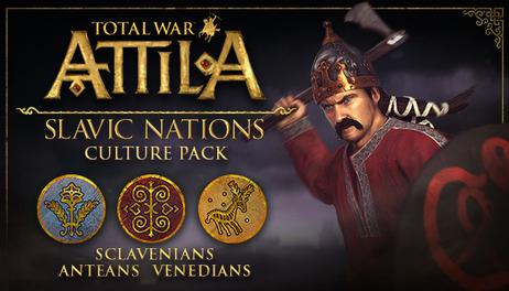 Купить Total War: ATTILA – Slavic Nations Culture Pack