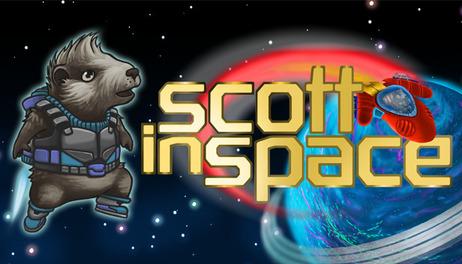 Купить Scott in Space