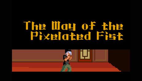 Купить The Way of the Pixelated Fist