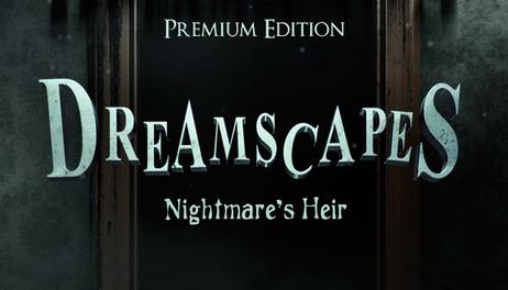 Купить Dreamscapes: Nightmare's Heir - Premium Edition
