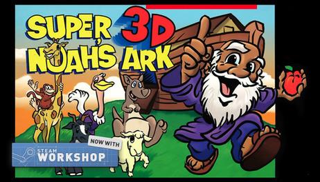 Купить Super 3-D Noah's Ark