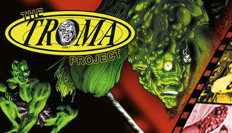 Купить The Troma Project