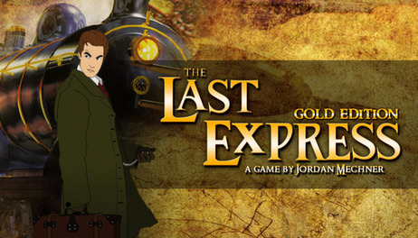 Купить The Last Express Gold Edition