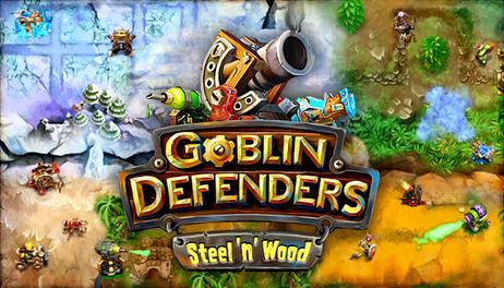 Купить Goblin Defenders: Steel'n' Wood