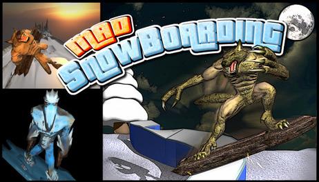 Купить Mad Snowboarding