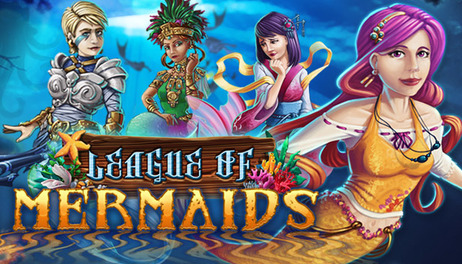Купить League of Mermaids