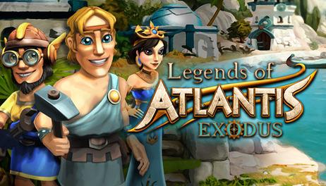 Купить Legends of Atlantis: Exodus